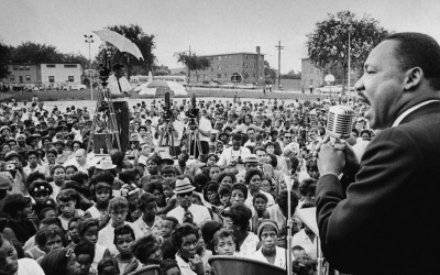 My Fascination with MLK