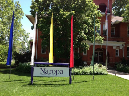 MA, Environmental Leadership (Naropa)