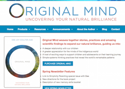 Original Mind (Author)