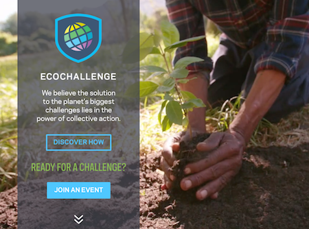 EcoChallenge.org (Environmental NPO)